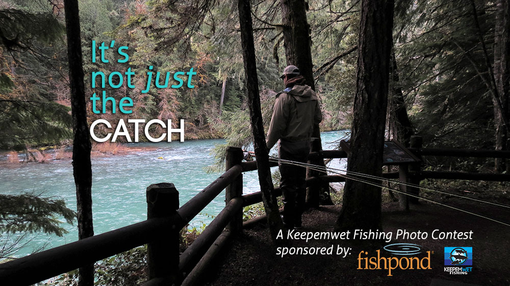 Sure we hope to catch fish, but deep down it's not just the catch that fuel our imaginations.