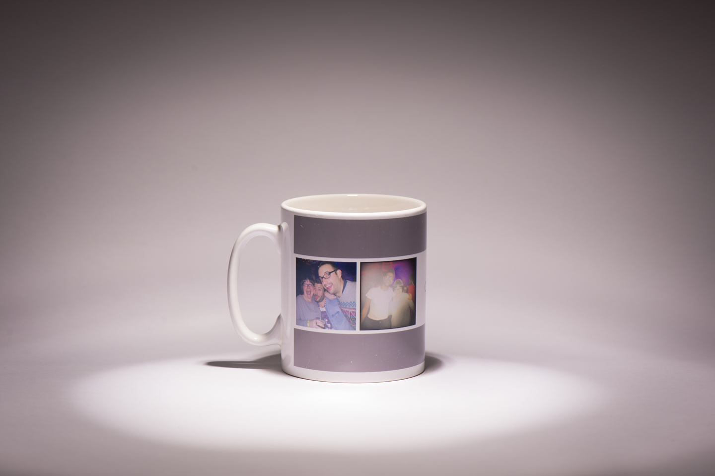 This mug is quite a hard one to post as it has two layers. It was given to my wife by her team at her first big job in London. This job was really the first time she took on a role that was perfect for her skills and had a great team around her, all vibes were good and I was very proud. Unfortunately it was also the time when I changed shooting types and concentrated much more on commercial/money earning work. I now think of it as the time I made a wrong move and dug myself into a hole I am now really struggling to get out of. I don't resent the work as I met great people and supported my household well. It also tought me how to be a true professional but creatively I was drowning. The mug represents every aspect of that perfectly.
