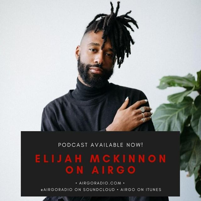 Y'all ready? It's Thursday, so we're back with Episode 207 of #AirGo featuring @elijaa_!  The multi-hyphenate creator is the new Executive Director of @weareotv, a web-based production and distribution channel for Queer TV, and is the cofounder of @reunionchi, an incubator and events space for queer people of color. They run #PeopleWhoCareInc, a consultancy that works exclusively with nonprofits and grassroots initiatives, including: AIDS Foundation of Chicago, Northwestern University, The Andy Warhol Foundation, Grindr for Equality, Raúl Anguiano Art Museum, Center for Disease Control and many more.  They're also a hoot. Hear all about them and their work at the link in our bio! If you haven't already, you can subscribe to AirGo Radio to stay tuned in to new episodes, content and events with some of the coolest people throughout Chicago and beyond.