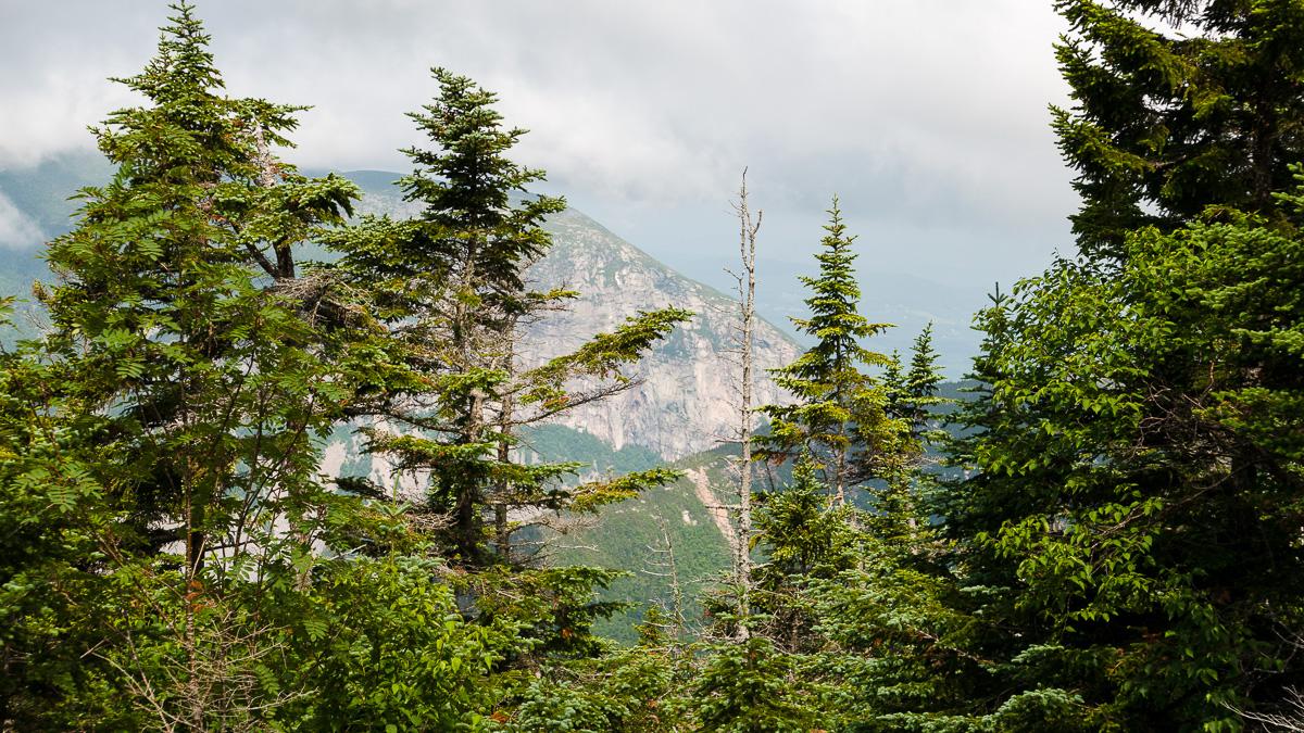 Randonnée au Mont Lafayette