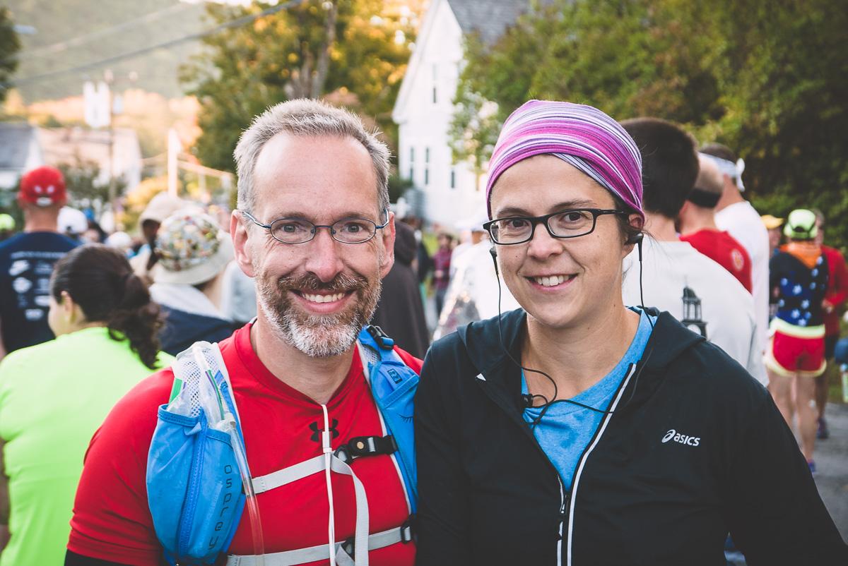 Avant le Marathon