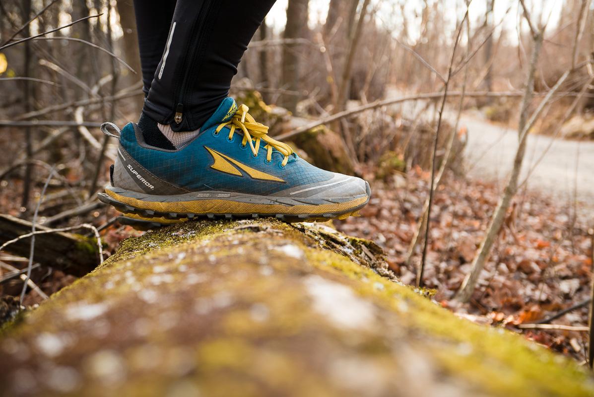 Mes souliers préférés:  Altra Superior 2.0