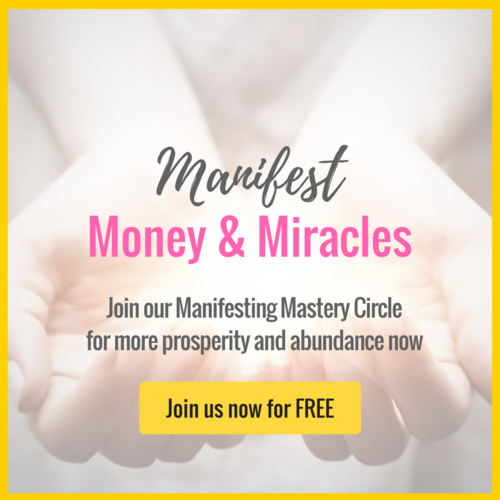 "Put powerful manifestation strategies to work in your life with personal guidance & support you along the way   Ready to flex your manifesting muscle and open the floodgates to creating everything you desire?  Join this manifestation learning and implementation ""mastery circle""! Receive guidance and inspiration, share insights and lessons and have FUN along the path of manifesting your desires, calling in greater abundance and creating an amazingly fulfilling life.  100% life-changing... and 100% FREE.    Click here now."