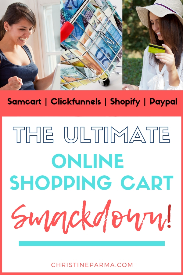 What's the best ecommerce store small business tool for selling online? In-depth feature comparison of Samcart, Clickfunnels, Shopify and PayPal for selling digital products, online courses and physical product shopping cart | online business tools | ecommerce tools | digital marketing #onlinebusiness #businesstools #shoppingcart #shopify #clickfunnels #samcart #paypal #smallbusiness