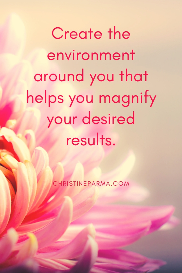 """Steps that practically guarantee more clients now! """"Create the environment around you that helps you magnify your desired results."""" #businesssuccess #business #businesstips #tips"""