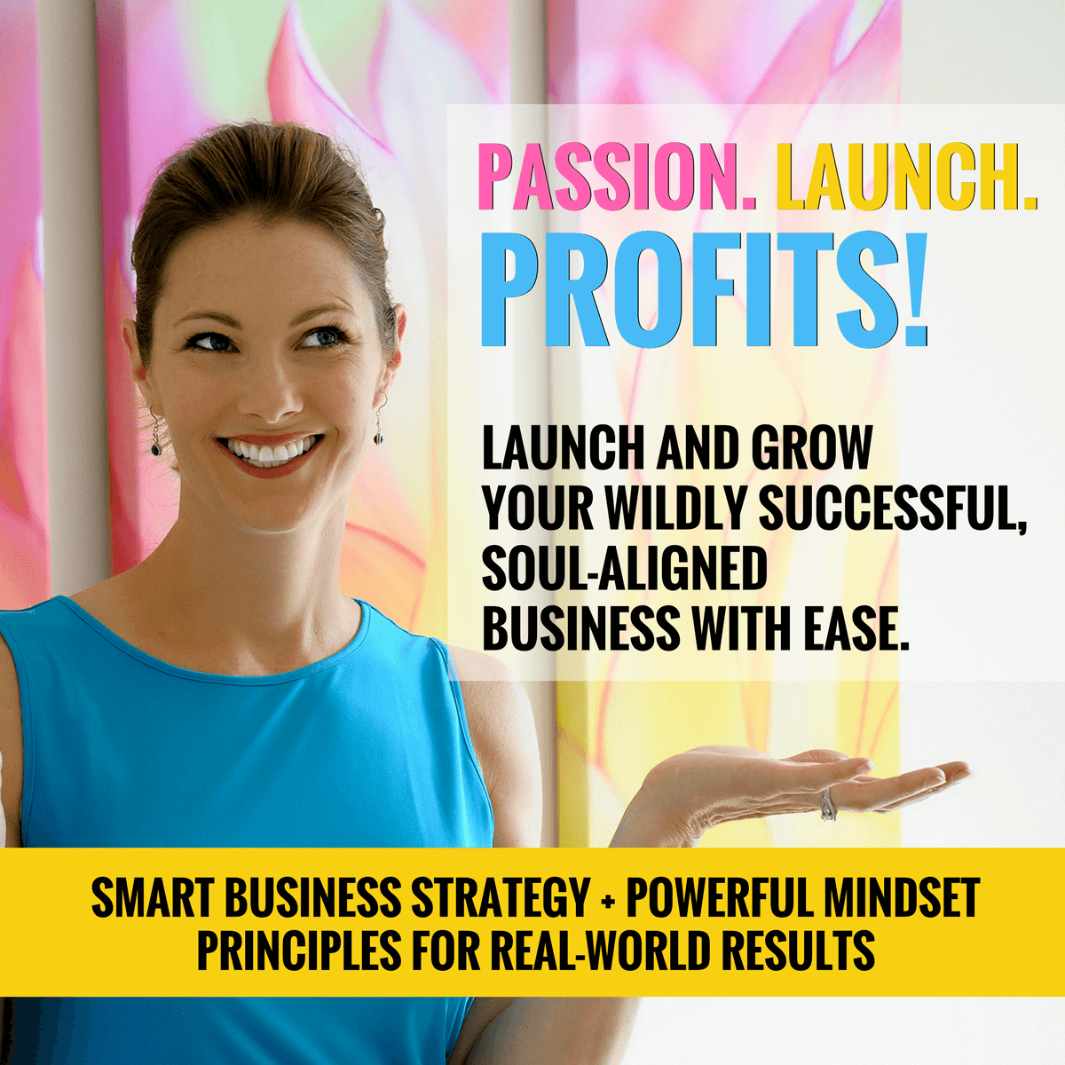 """Passion, Launch, Profits! > Launch + grow your passion-based business  You're passionately dedicated to doing work that sets your heart on fire, supports the kind of life you want to have and makes a big difference beyond the dollars it puts in your bank account.  You're determined to build a wildly successful business without sacrificing everything that matters along the way.  And, even though you may not have the business and life you dream about yet, you're ambitious, highly motivated and know that with the right mentor, you'll get there.  But there are just a couple of problems...  You're drowning in """"how to"""" information without being able to piece it all together.  You're struggling to make any real progress toward turning your passion into money in the bank.  And you're starting to wonder if it's things are ever going to start clicking for you so you can finally have the amazing business and lifestyle you've been dreaming about.  You think, """"Why does it have to be so hard?!""""  Here's the truth…  It doesn't have to be so hard for you.  Sometimes all it takes is someone to fill in a few missing pieces, help you make a critical mindset shift or give you support you need to for it to all start working beautifully.  Learn more about Passion, Launch, Profits! at  http://christineparma.com/passion-launch-profits    #entrepreneur #entrepreneurship #money #business #signatureprogram #startup #mompreneur #creativeentrepreneur #lifecoach #businesscoach"""