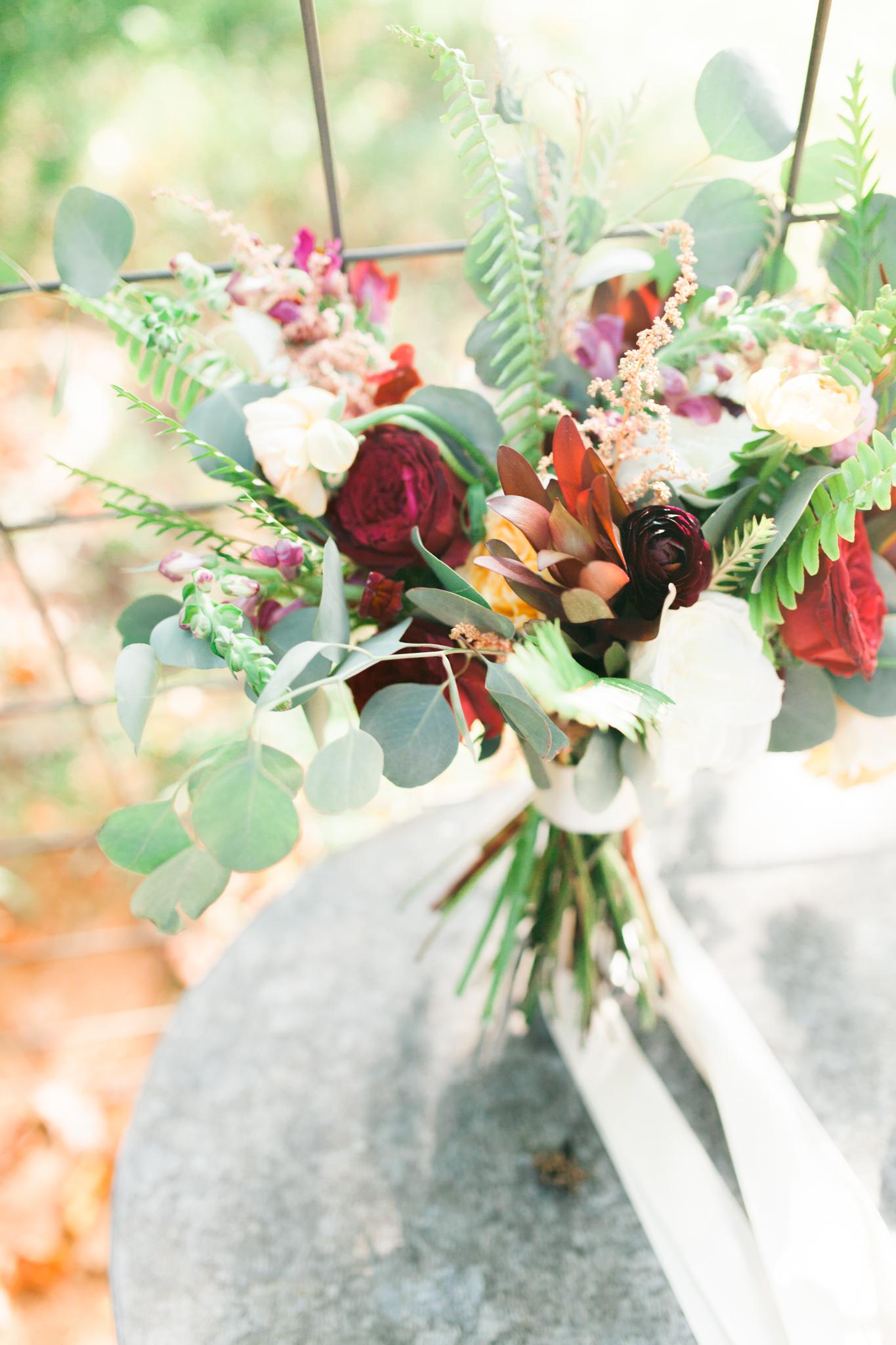 north ga intimate wedding