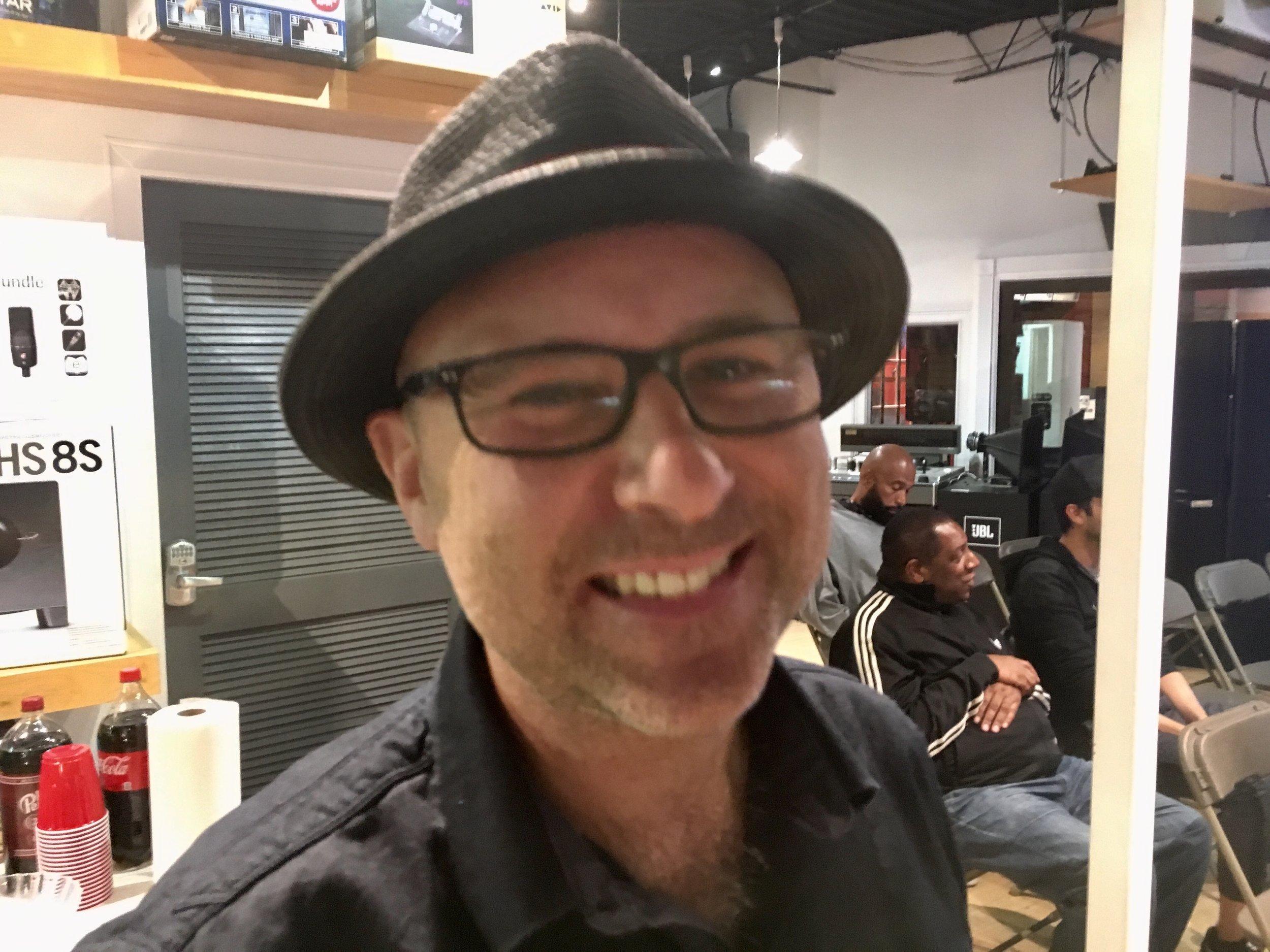 Jason Salzman demos UA products