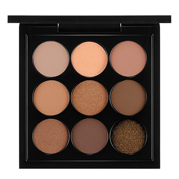Amber Times Nine Eye Shadow Palette