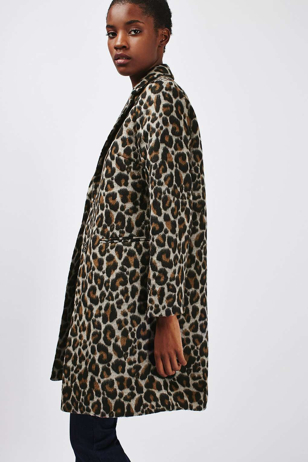 The Leopard Print Coat