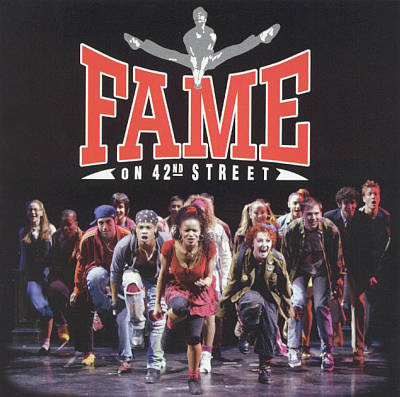 "CLICK TO BUY OR HEAR CLIPS of Jenna playing ""Lambchops"" in the Original NY cast of FAME ON 42nd STREET"