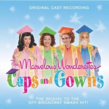 "CLICK TO BUY OR HEAR CLIPS of Jenna playing ""Betty Jean"" in the Original Cast Recording of ""Marvelous Wonderettes: Caps & Gowns"""