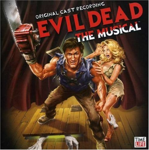 "CLICK TO BUY OR HEAR CLIPS of Jenna starring as ""Cheryl"" in the Original Cast Recording of EVIL DEAD the MUSICAL."