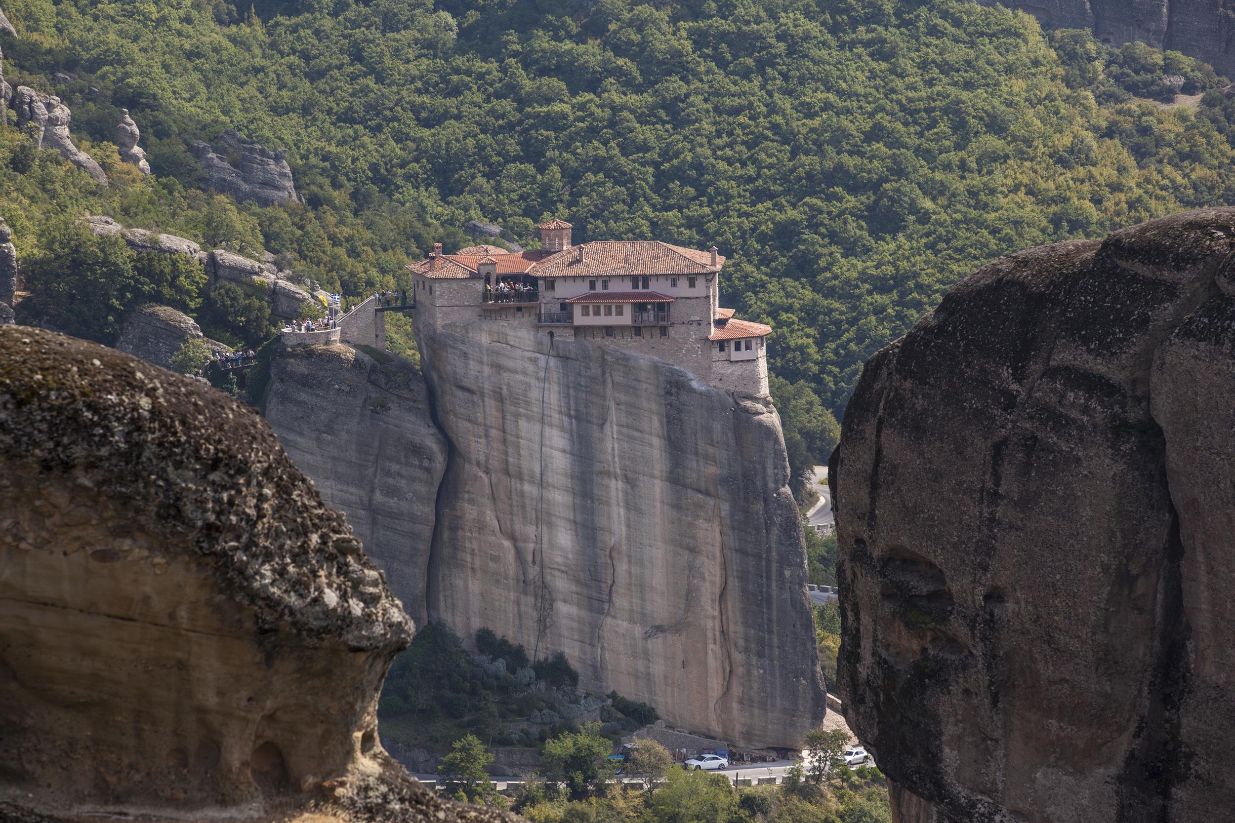 Sam Rogers - Meteora Monastery.jpg