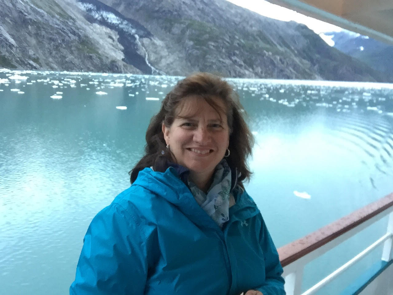 Noreen Frenaye, USNA Travel Director