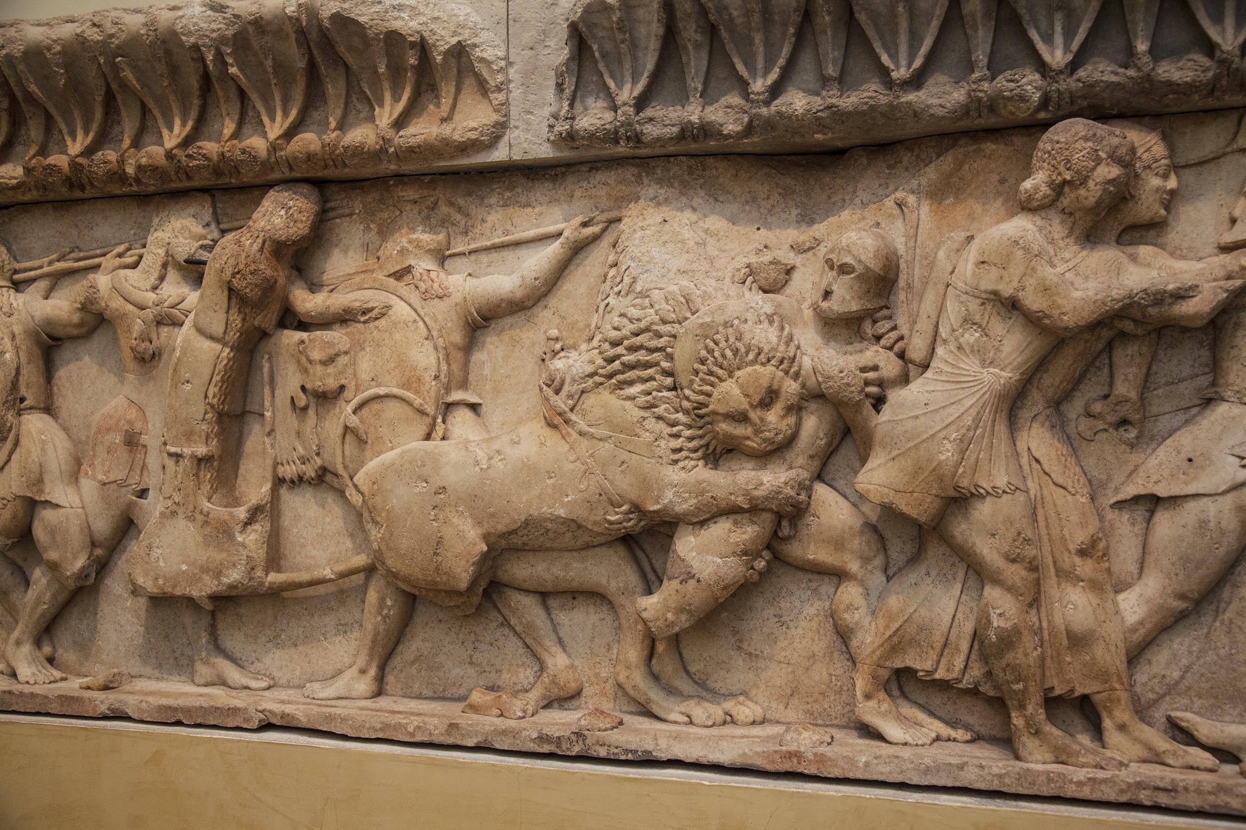 Sam Rogers - Delphi Museum 2.jpg