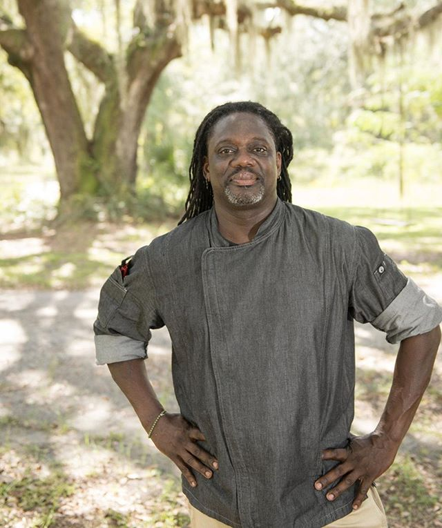 You've marked your calendar, now who's ready for some TALENT!?!? (Psssst - it's May 17th if you're slacking!) Delta Supper Club is thrilled to welcome Chef Matthew Raiford to Mississippi!  Raiford grew up breaking the dirt and trading crookneck squash for sweet potatoes, raising hogs and chickens, and only going to the grocery store for sundries. After a military career, then graduation from the Culinary Institute of America in Hyde Park, New York, Raiford returned to the farm in 2011 to continue the traditions of his Gullah-Geechee heritage and to create an authentic farm-to-fork experience for locals. He received certification as an ecological horticulturalist from the University of California's Santa Cruz Center for Agroecology and Sustainable Food Systems.  He served until recently as the program coordinator and associate professor of culinary arts at the College of Coastal Georgia. In 2015, Raiford, the former executive chef at Little St. Simon's Resort, and his partner, Jovan Sage, a food alchemist, opened The Farmer and the Larder in Brunswick, Georgia, helping jumpstart the revival of Brunswick's historic downtown. Raiford has appeared in Southern Living, Golden Isles, Paprika Southern, and Savannah magazines, and is a frequent presenter at food and wine festivals throughout the country.  Mark your calendars, get EXCITED, and stay tuned for where you'll be able to experience Raiford's talent on May 17th!