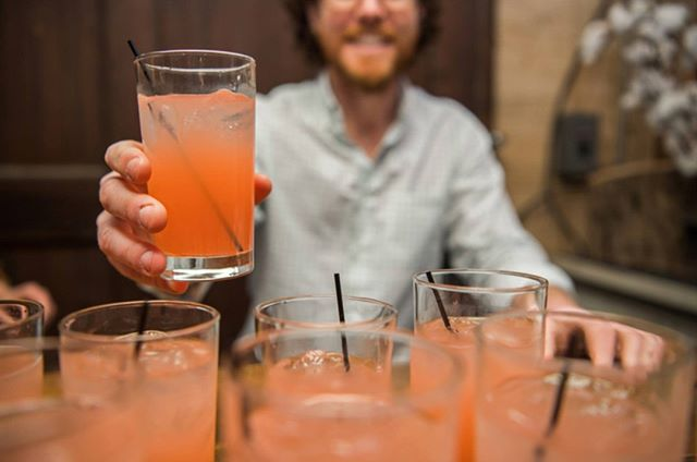 We want to know: What's been your favorite Delta Supper Club cocktail so far?