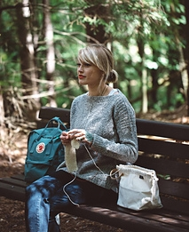 I combined my favorite attributes - texture, faux seams, drop shoulder, and some positive ease to create this versatile, flattering sweater! No matter your body type, it is perfect for wearing to the office or out on your weekend hike in the woods. I've already knit a second version, leaving off the sleeves so I can wear it in warmer weather or layered over a long sleeve tee!     Download from Ravelry Here