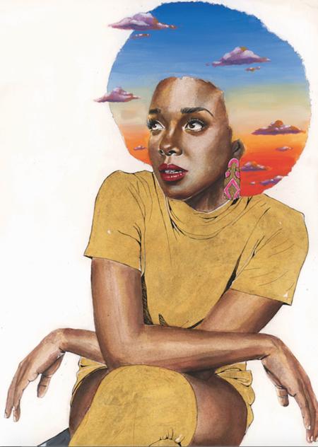 Jamila Woods; Nov. 30th at Harold Washington Cultural Center