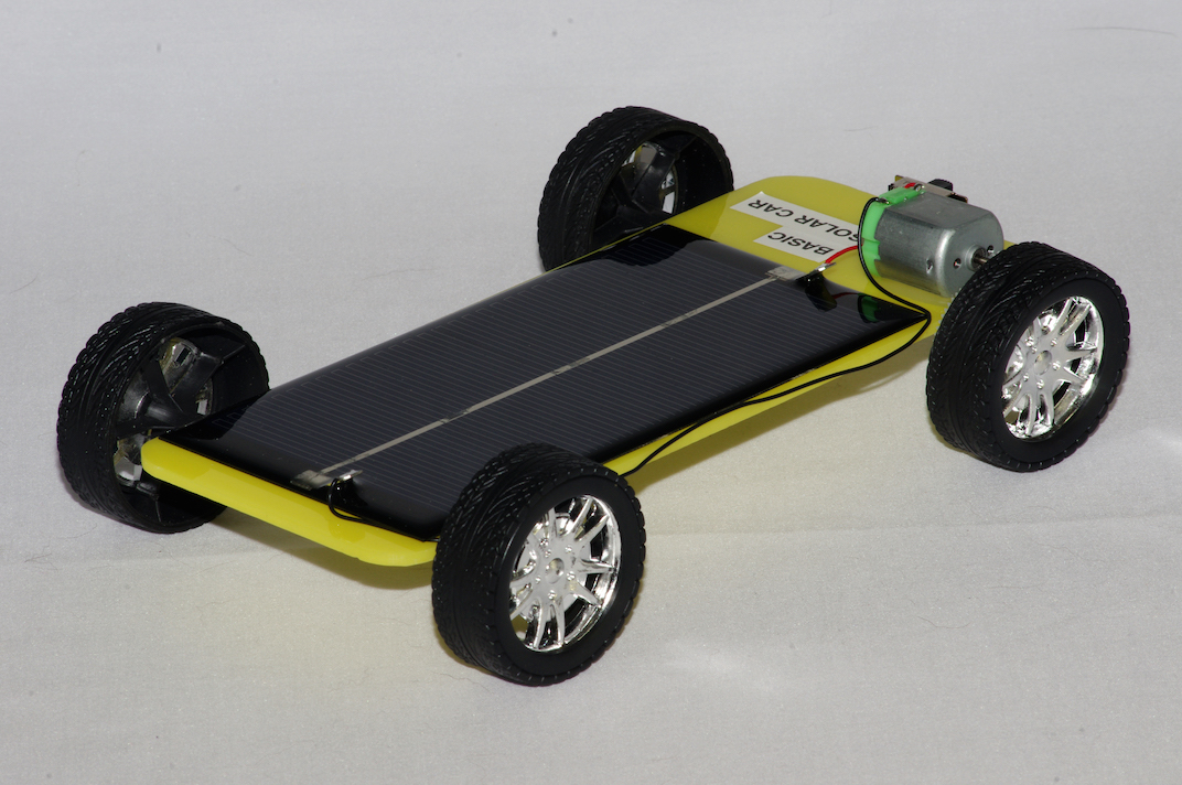 Basic solar car model