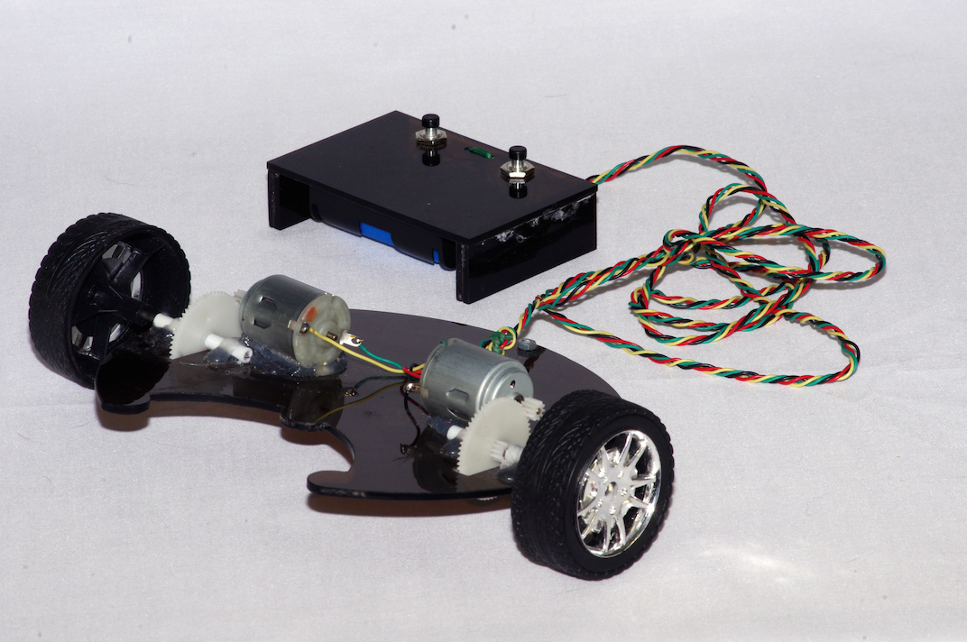 Marks Monster - small agile vehicle