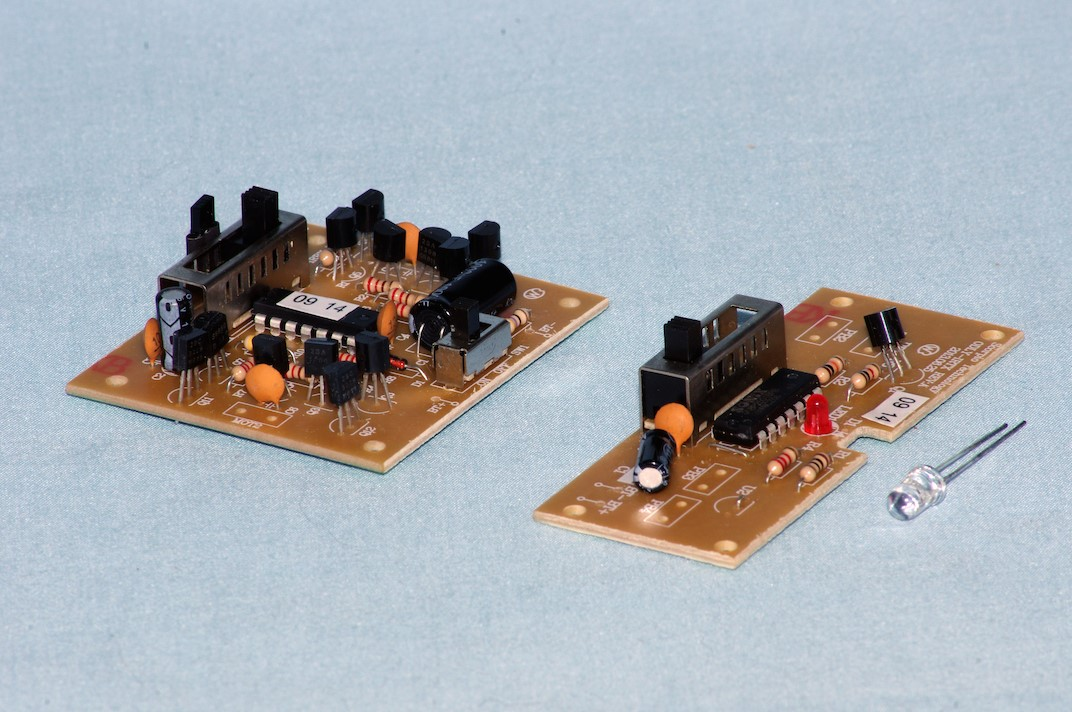 Infra-red controller unit - 6 Band