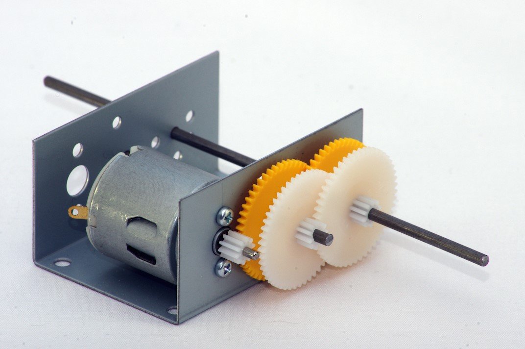 Multi-ratio gearbox kit