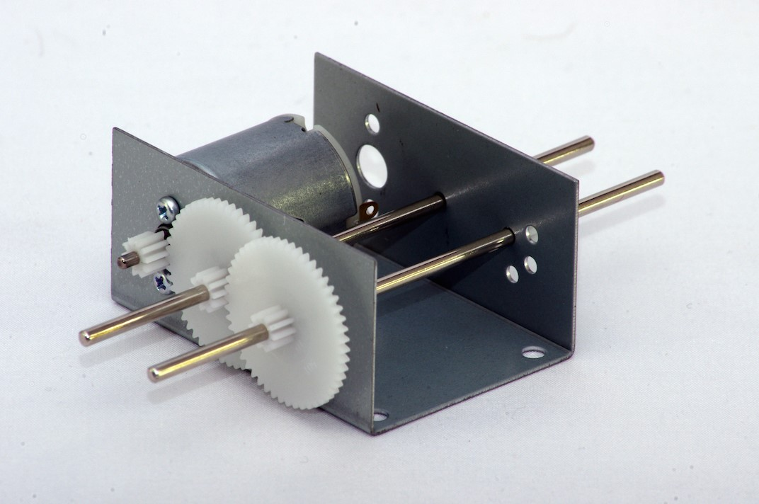 two-ratio gearbox