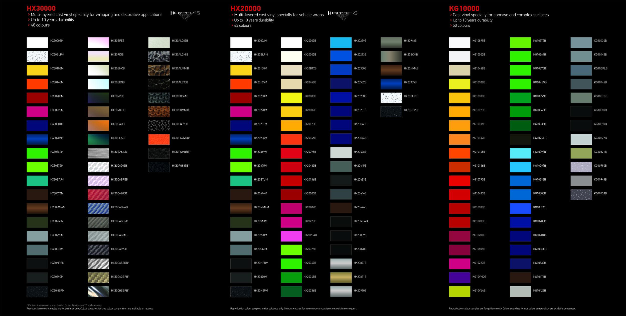 Colores Barvna