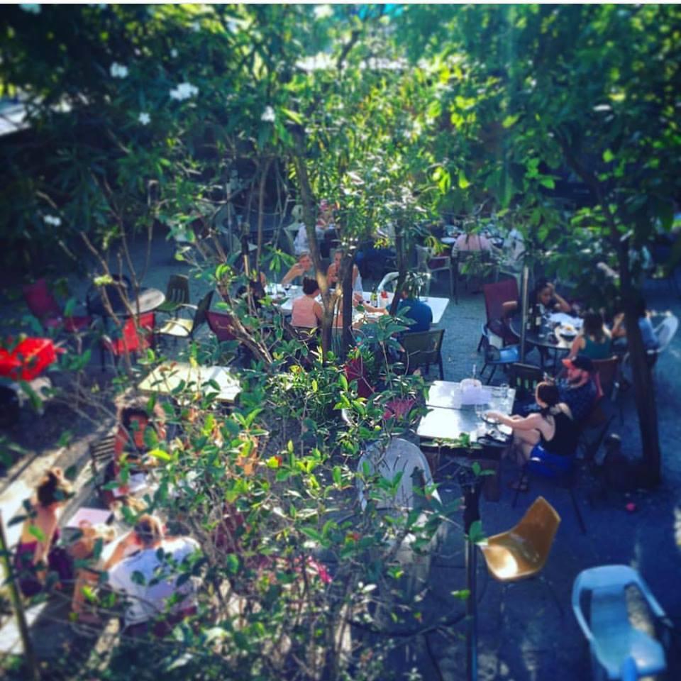 Bacchanal Yard