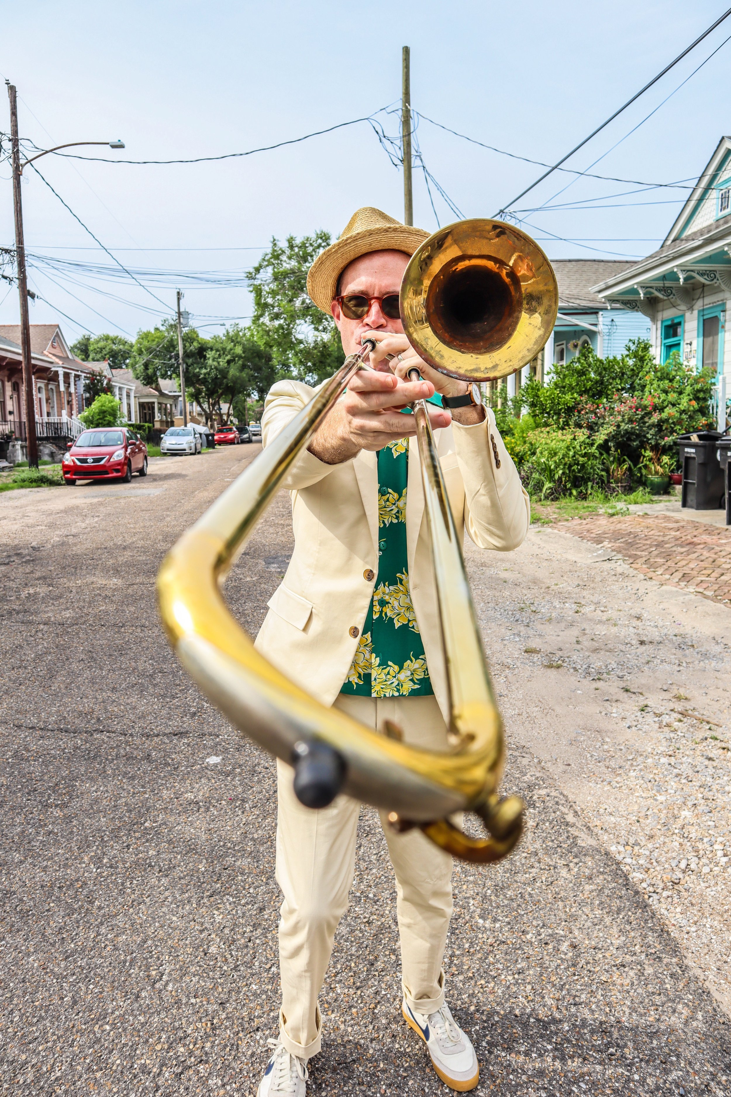 Charlie Halloran and the Calypsonians