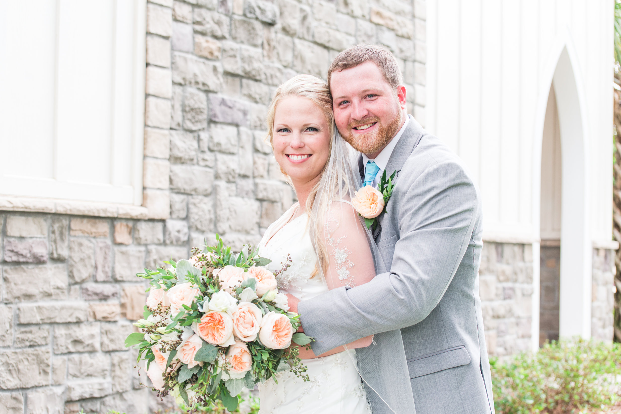 Shelby & Brandon June Wedding Alabama Gulf Coast