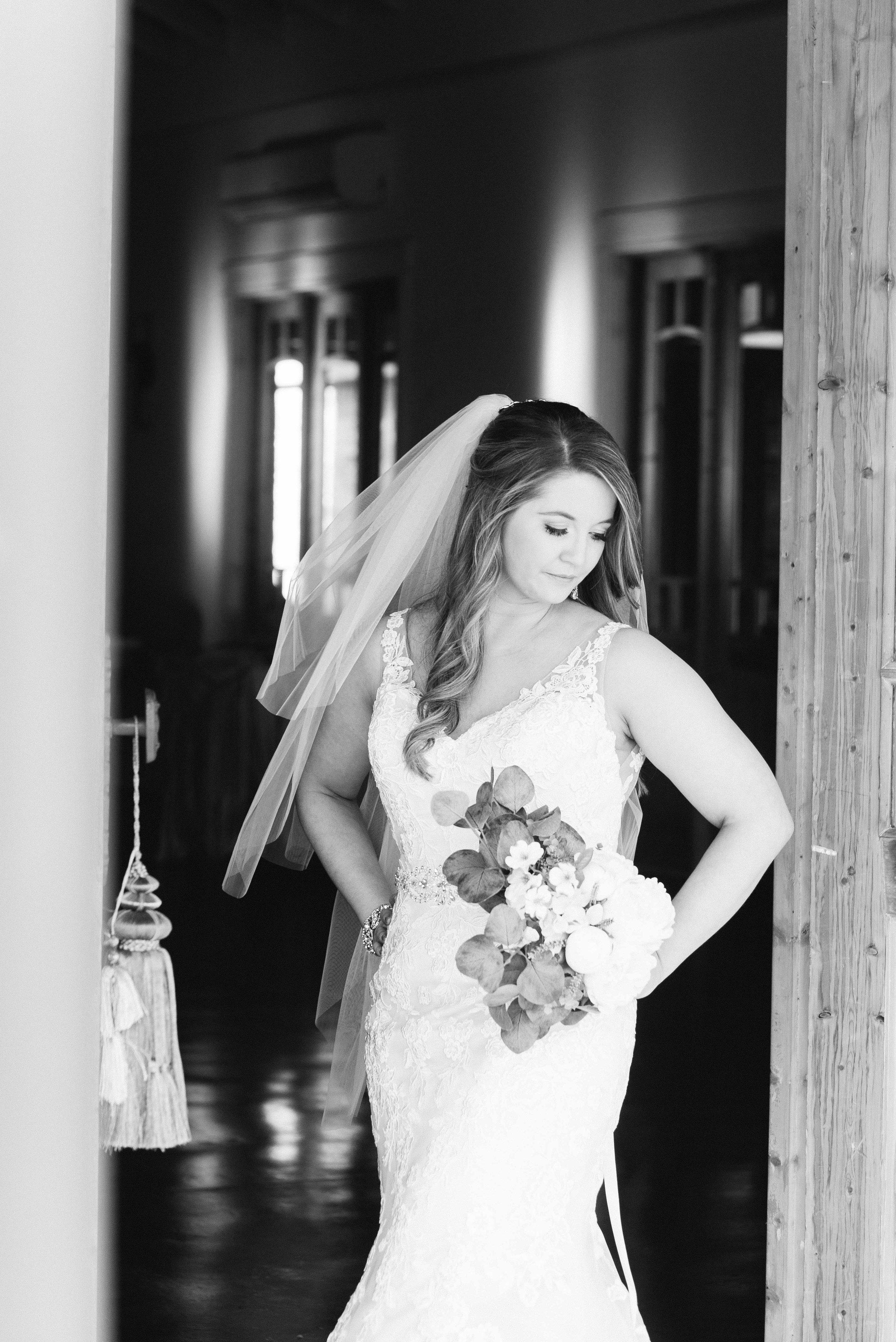 Stephanie Gulf Coast Bride Bella Sera Gardens Bridal Portraits