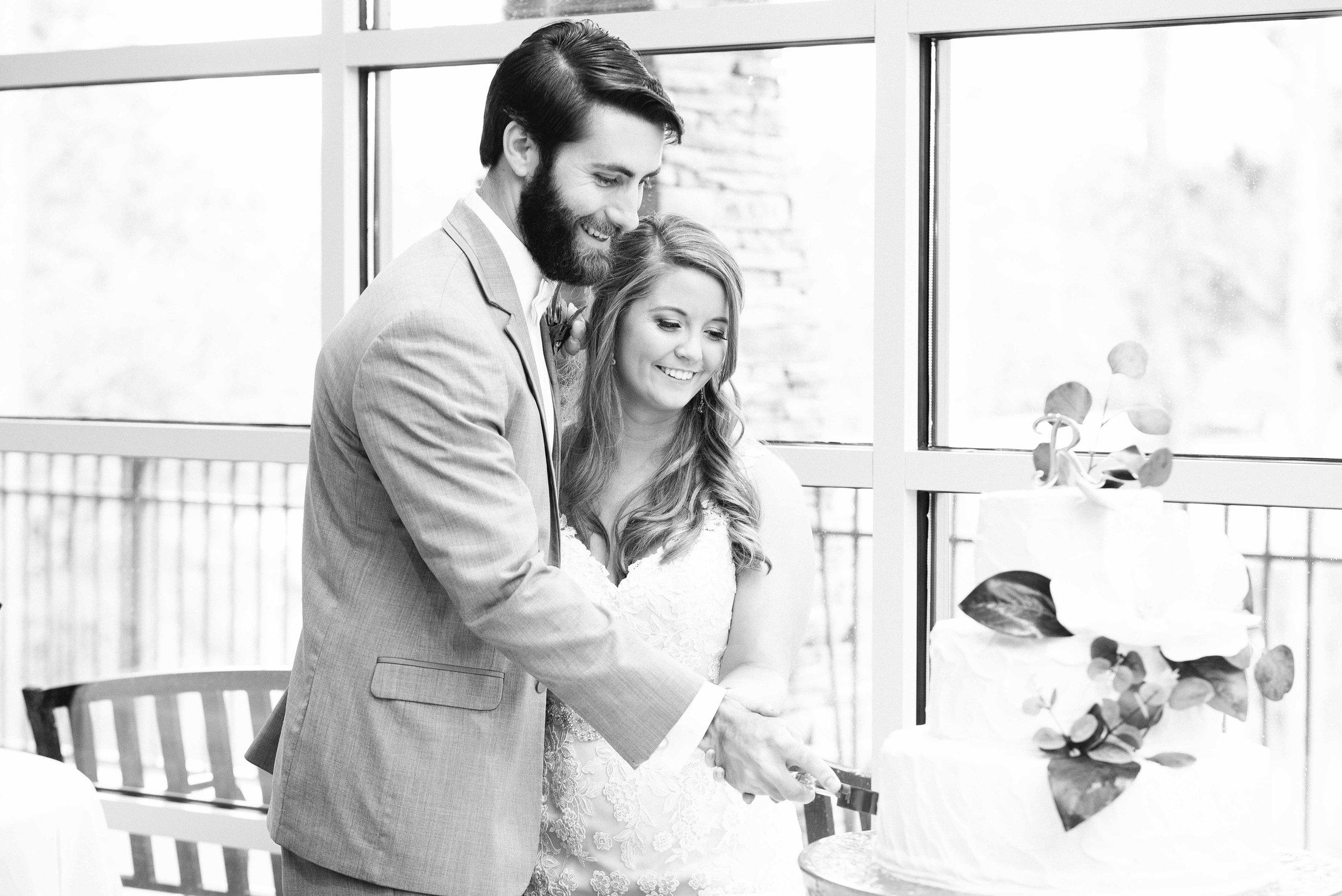 Pollman's Wedding Cake Citronelle Community Center April Wedding