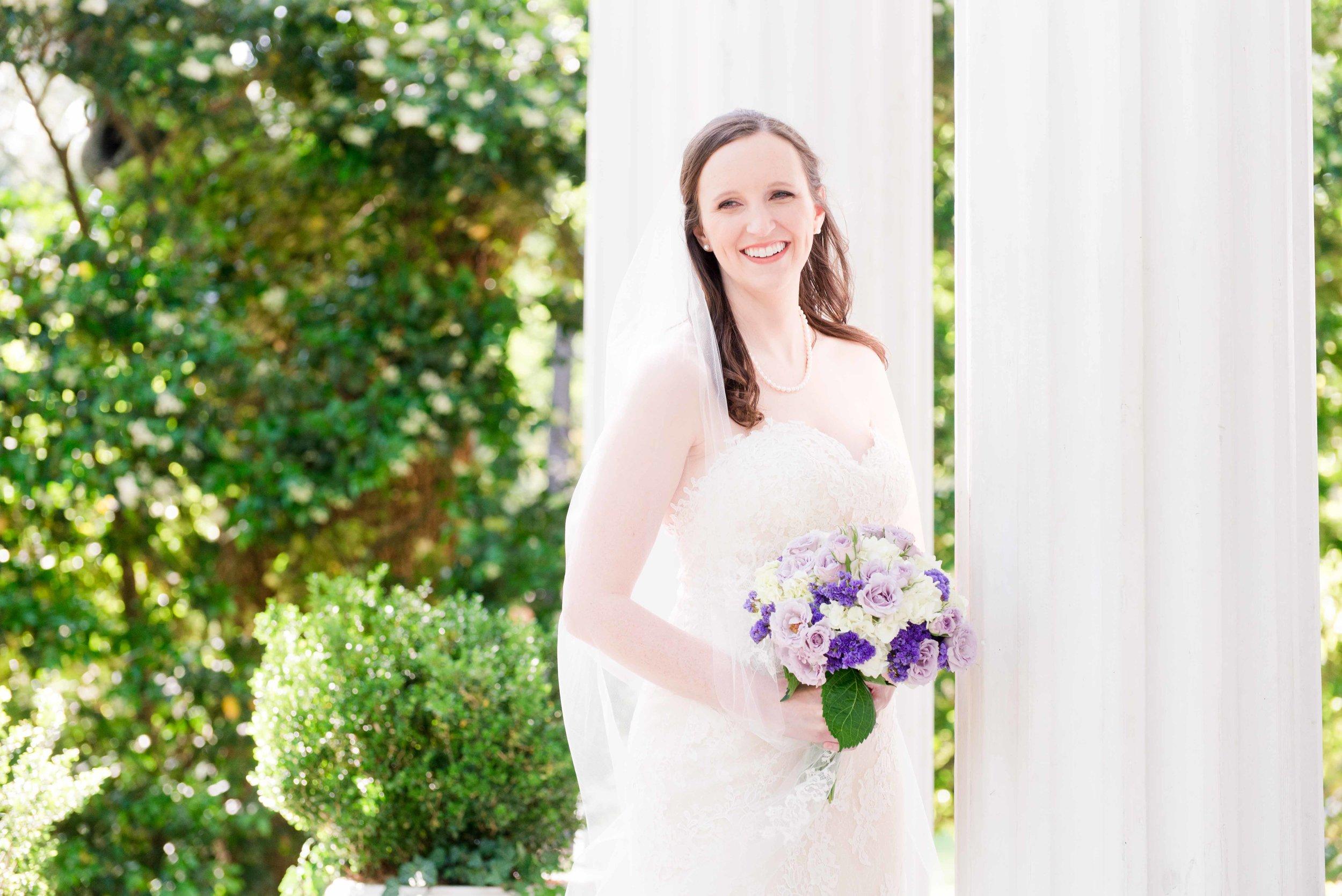 Haley Bridal Portraits Bragg Mitchell Mansion Mobile Alabama Wedding Photographer