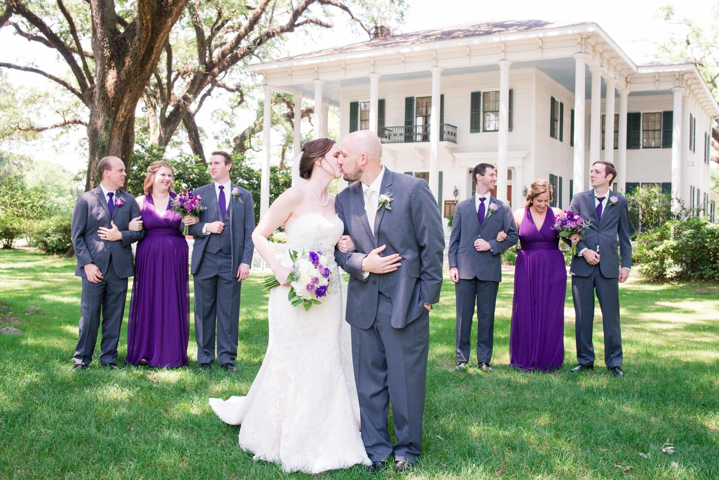 Bragg-Mitchell Mansion Mobile Alabama Wedding