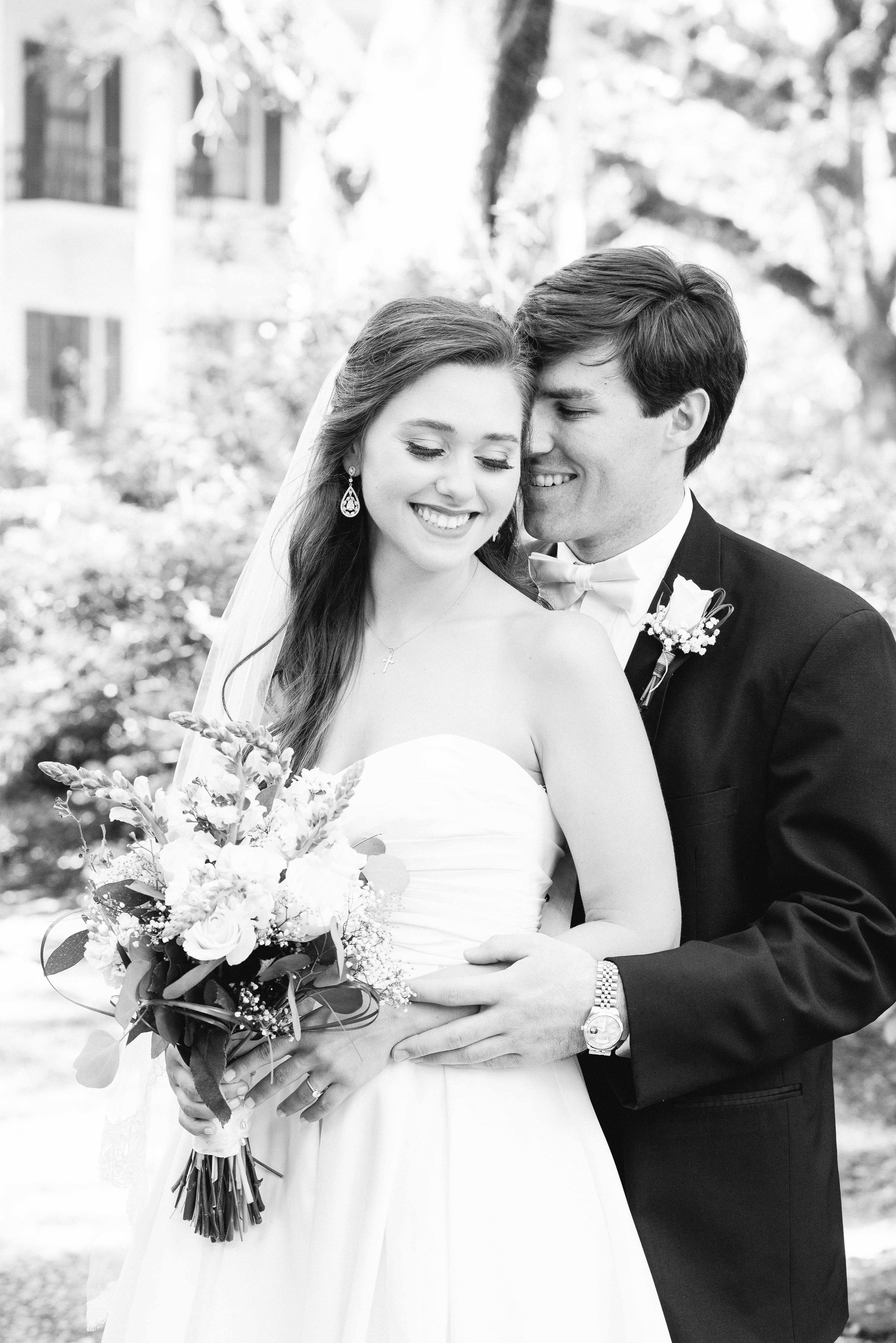 Christy and Tyler Bragg-Mitchell Mansion Mobile, Alabama Wedding