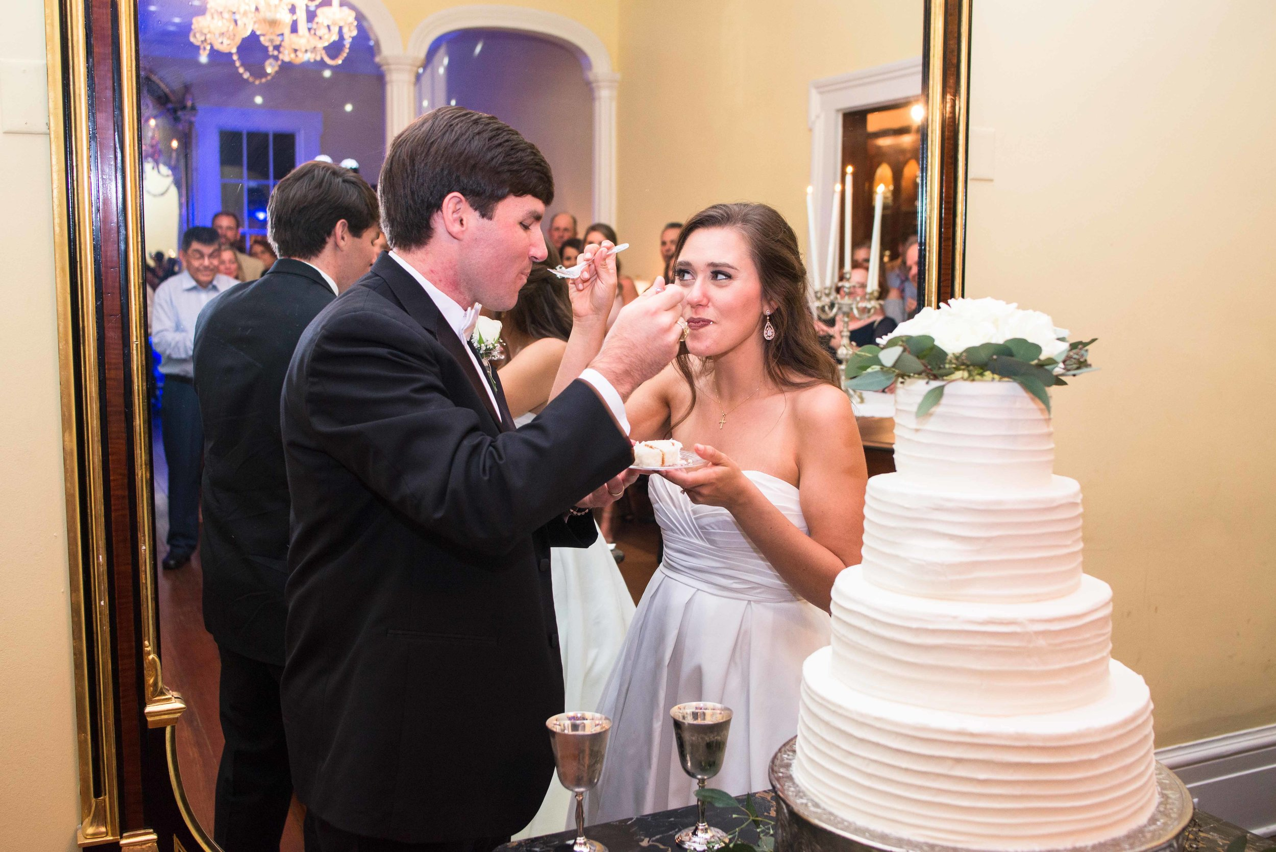 Bragg-Mitchell Mansion Mobile, Alabama Wedding