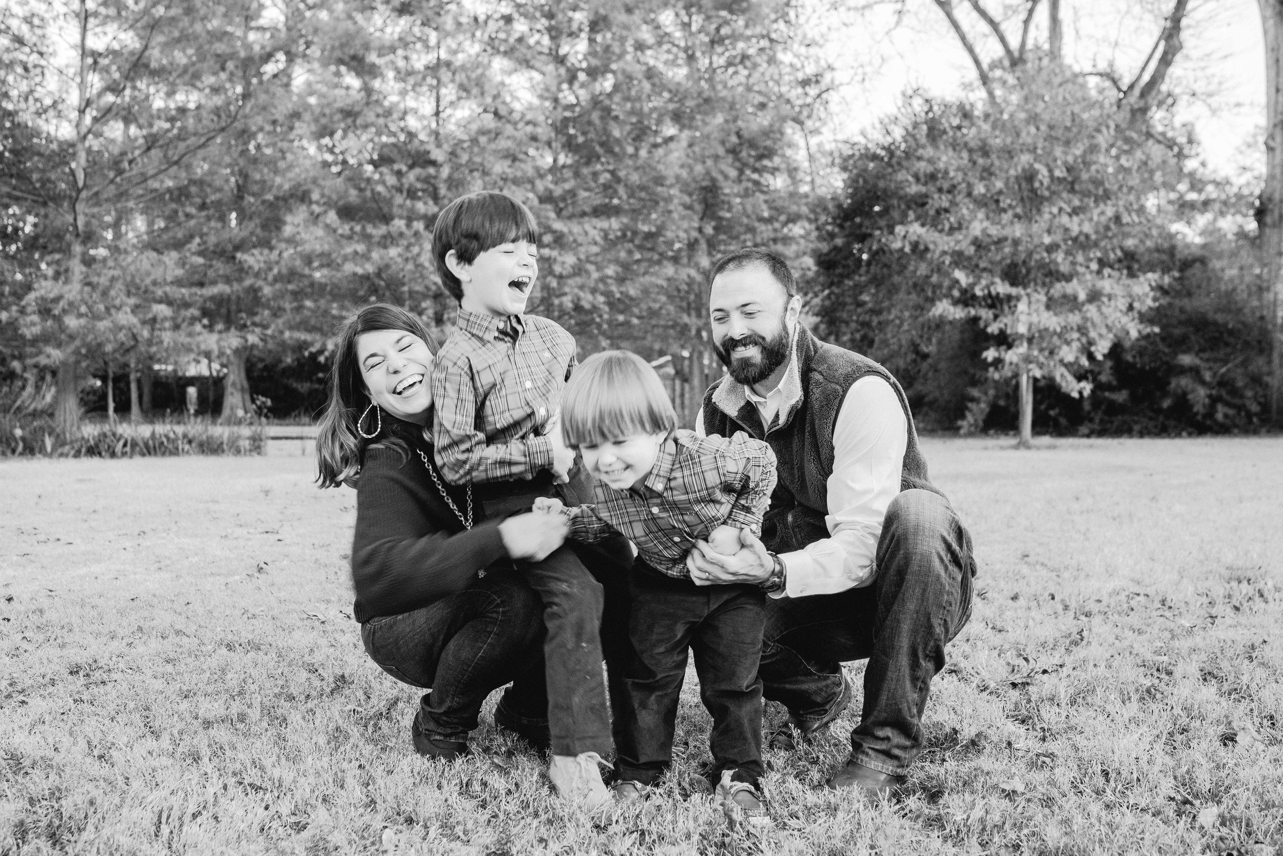Deborah Michelle Photography Family Portraits