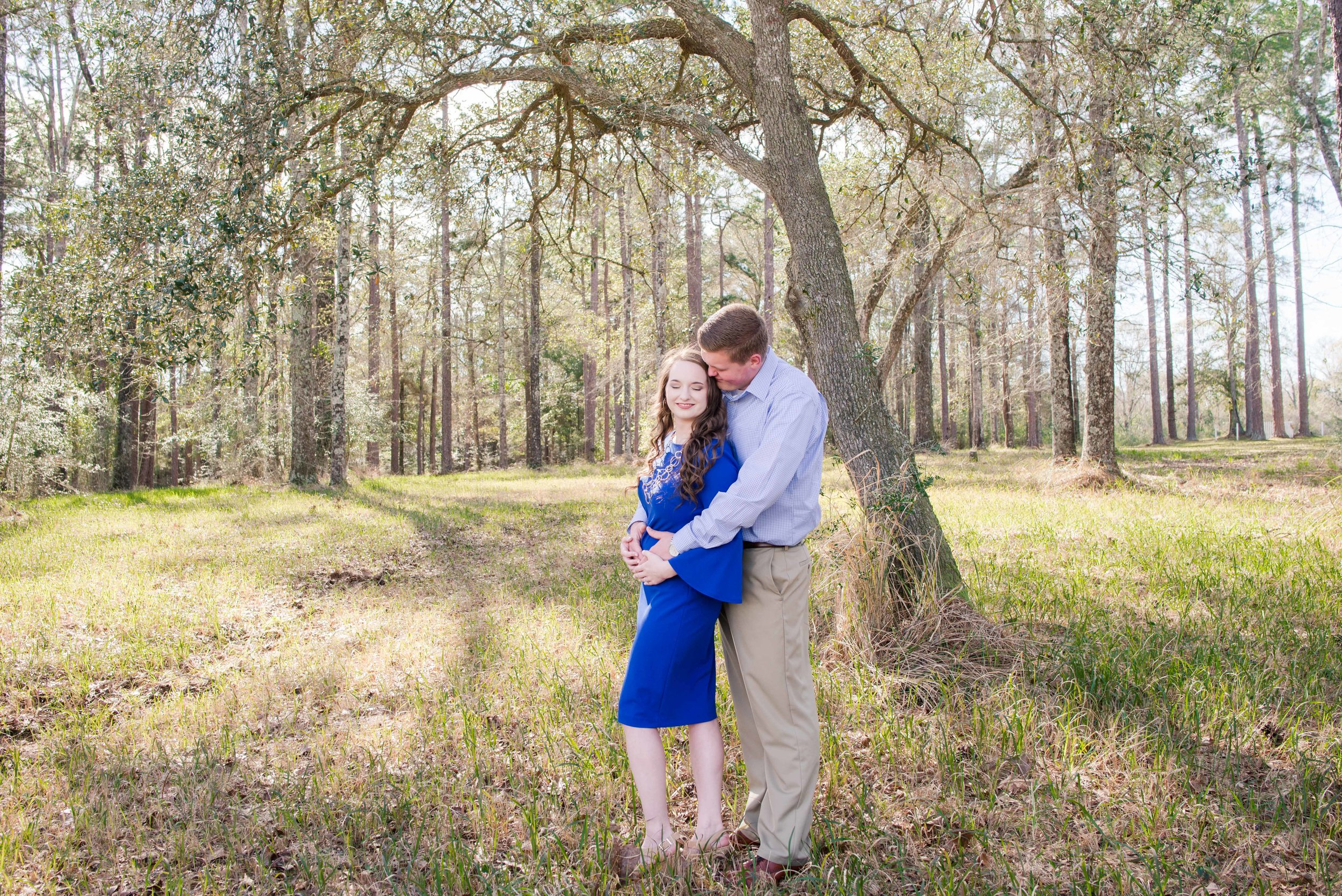 Kaileigh & Blake Engagement Session Deborah Michelle Photography