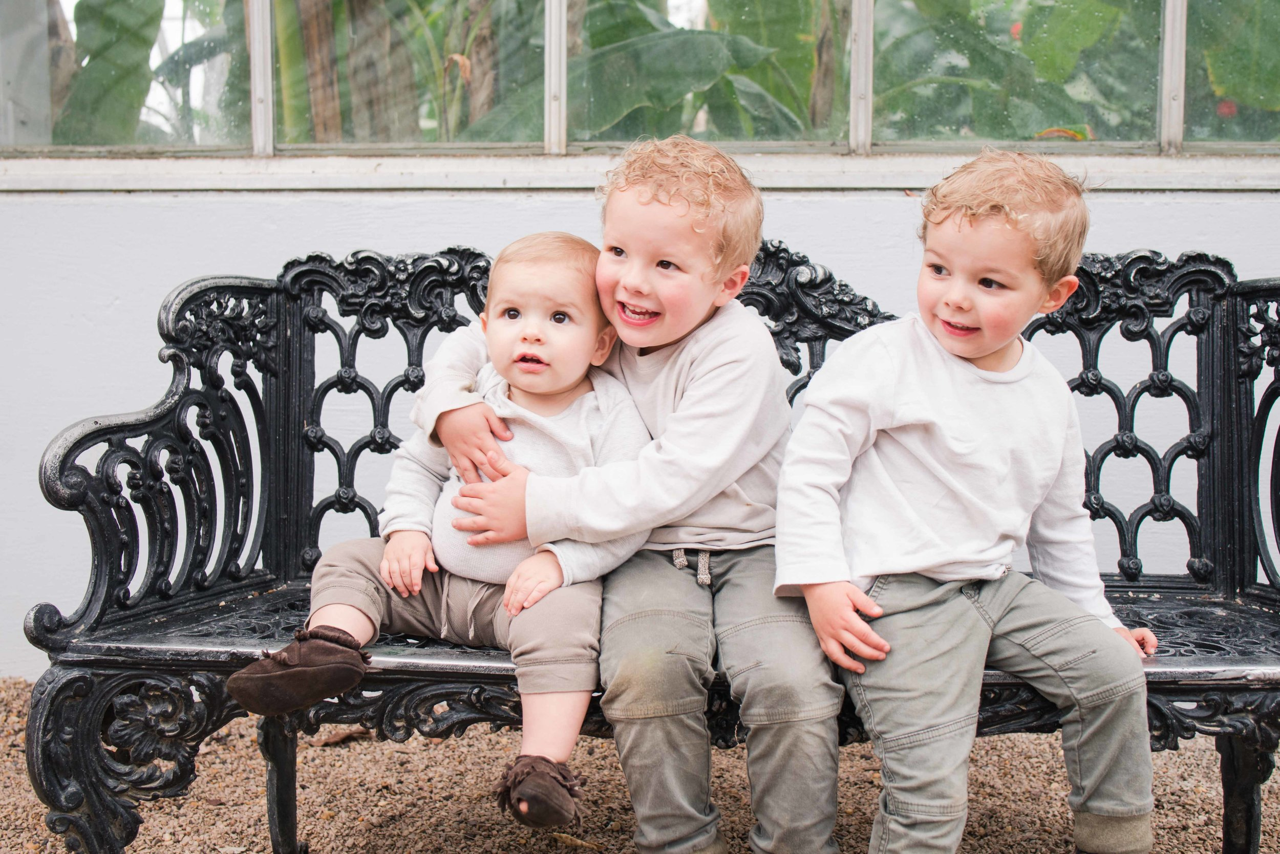 Birmingham Alabama Family Photographer Deborah Michelle Photography Botanical Gardens