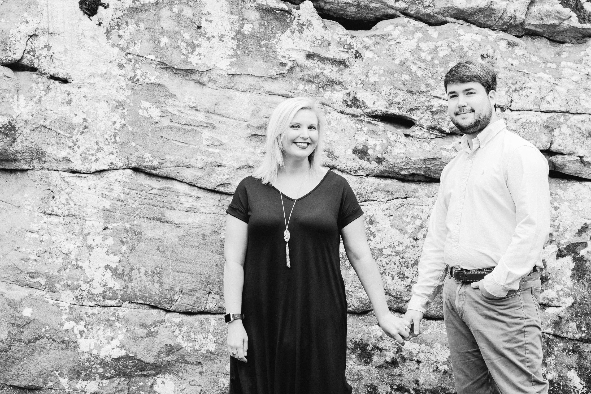 Birmingham Alabama Wedding Photographer Deborah Michelle Moss Rock Preserve