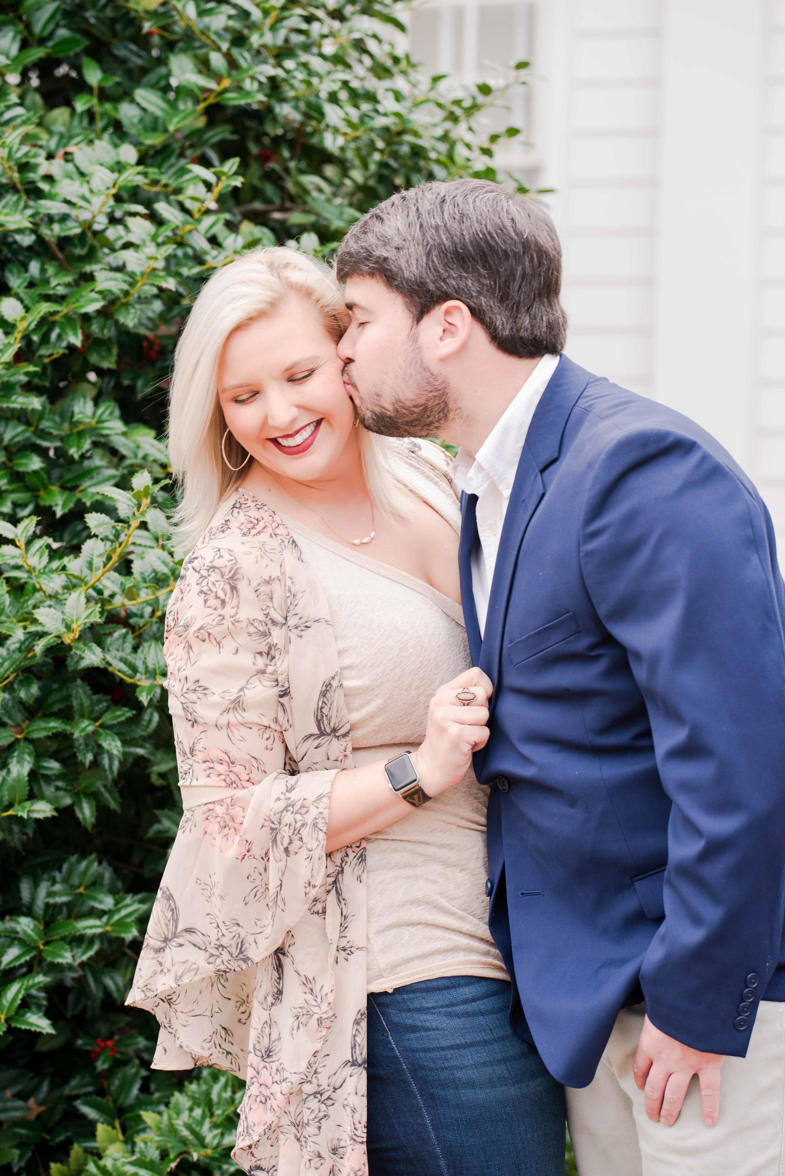 Moss Rock Preserve Engagement Session Deborah Michelle Photography Birmingham Alabama
