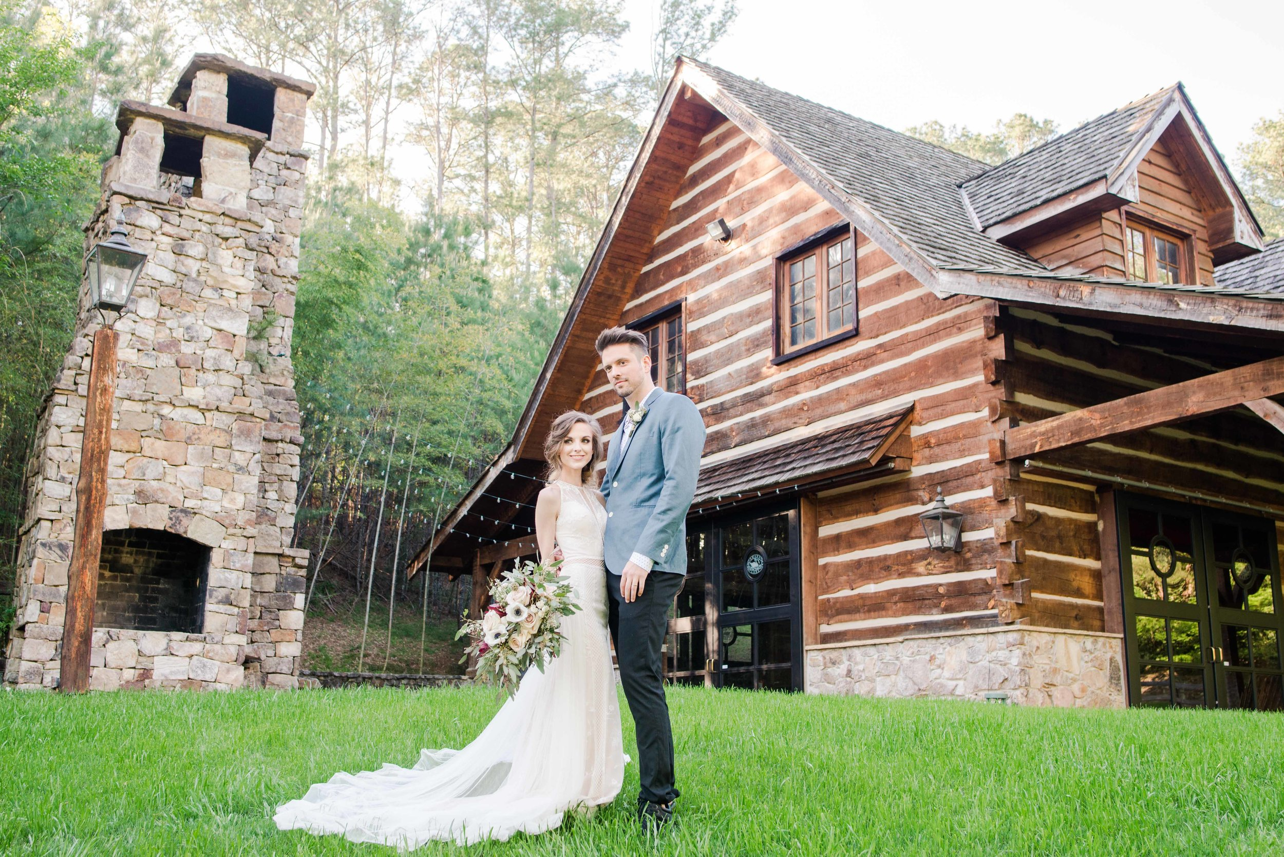 Deborah Michelle Photography Birmingham Alabama Wedding Photographer Swann Lakes Stables