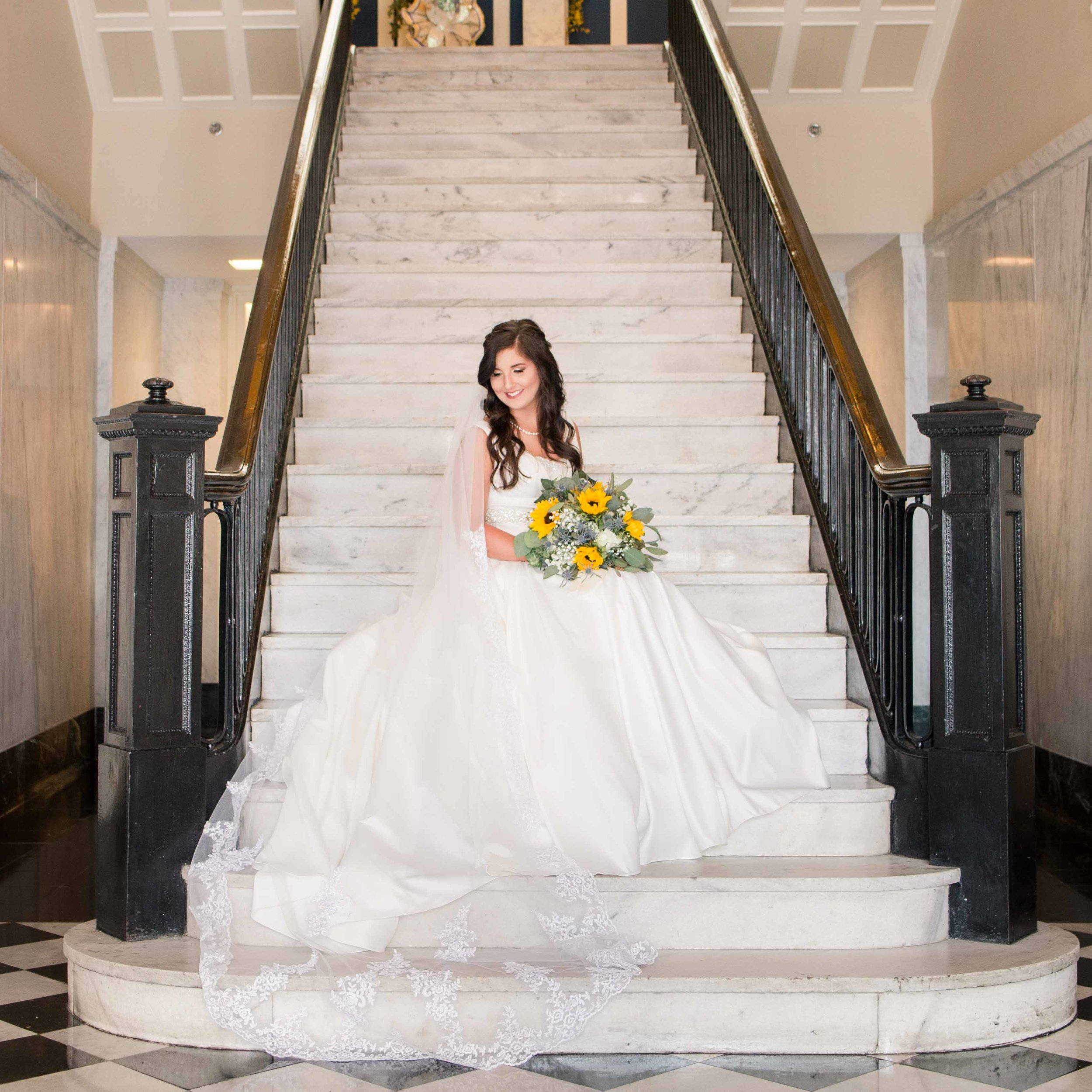 Shelby Mobile Alabama Bridal Portraits Deborah Michelle Photography History Museum of Mobile