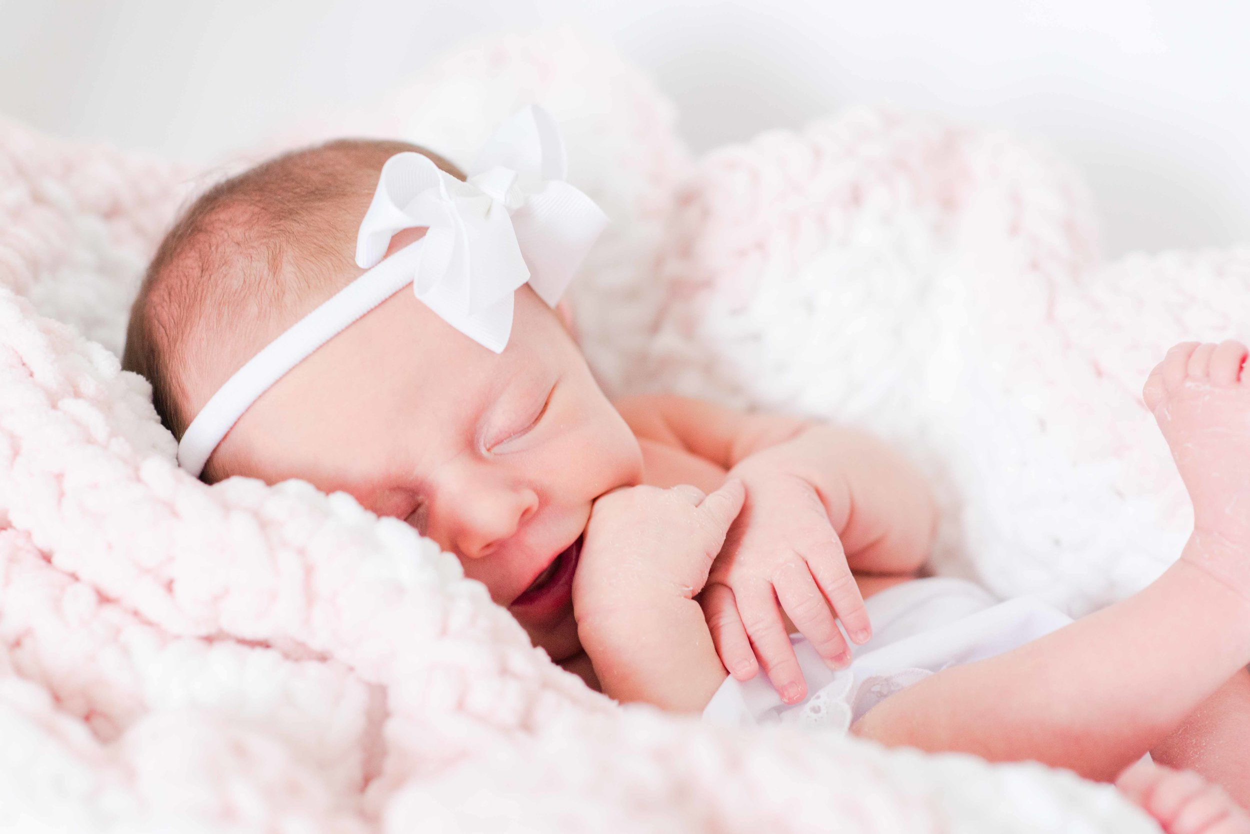 Deborah Michelle Photography Birmingham Lifestyle Photographer Newborn Session
