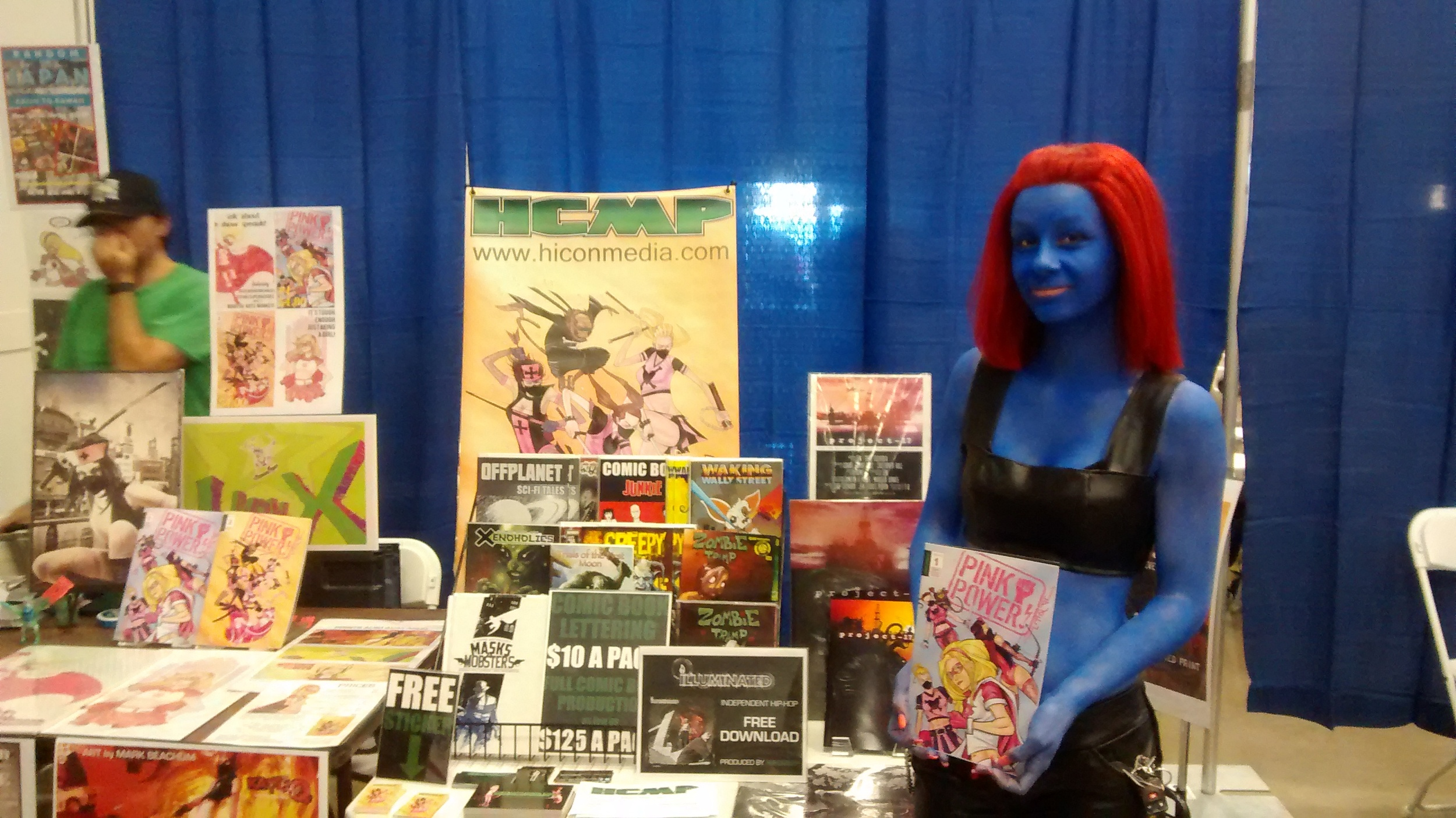 Mystique Copyright: Marvel Comics