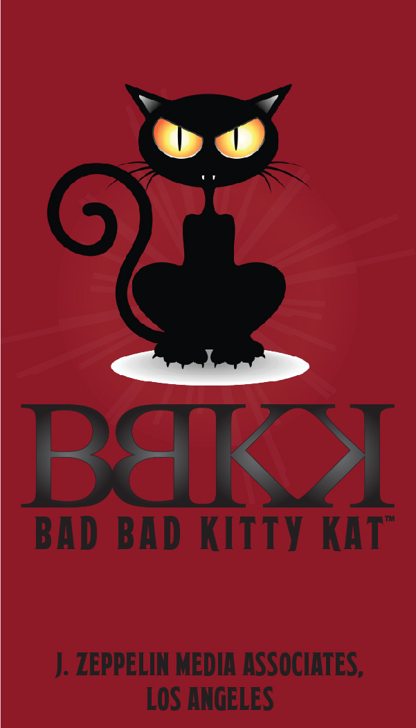 Copyright: Bad Bad Kitty Kat