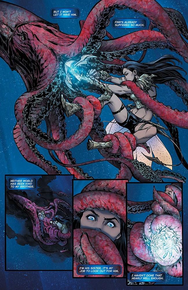 Copyright: Aspen Comics